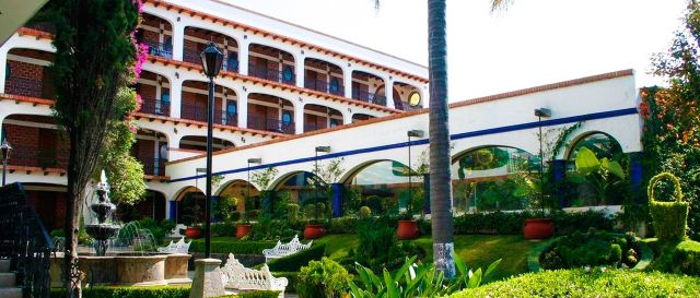Pet Friendly Hotel GS Jerocs Tlaxcala de Xicohténcatl
