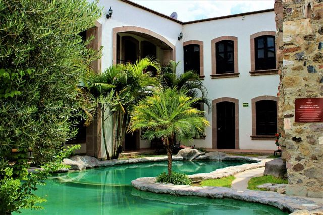 Pet Friendly Hotel Hacienda San Cristóbal Guanajuato