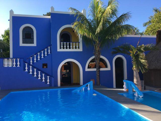 Pet Friendly Hotel Hacienda San Pedro Nohpat Kanasín
