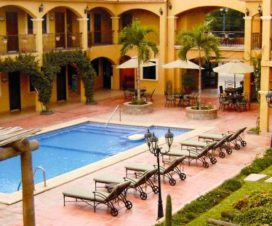 Pet Friendly Hotel Hacienda Suites Loreto BCS