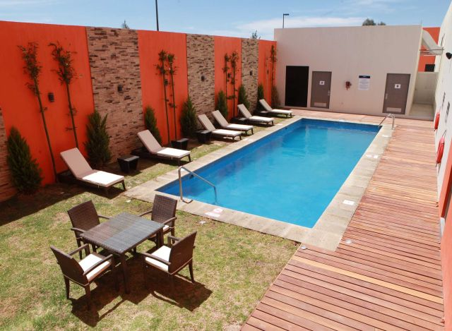 Pet Friendly Hotel Hampton Inn & Suites by Hilton Aguascalientes
