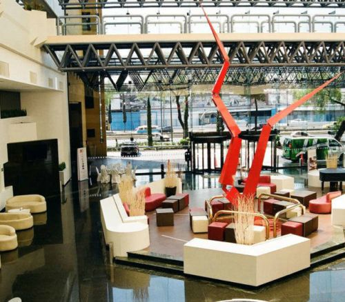 Pet Friendly Hotel Holiday Inn México Dalí Airport