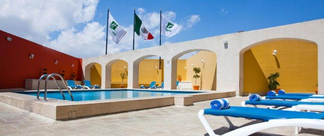 Pet Friendly Hotel Holiday Inn Puebla La Noria