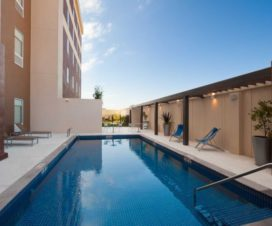 Pet Friendly Hotel Homewood Suites by Hilton Querétaro