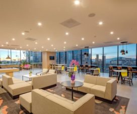 Pet Friendly Hotel Hyatt House México City/Santa Fe