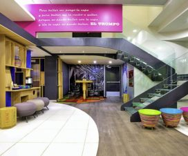 Pet Friendly Hotel Ibis Styles México Zona Rosa