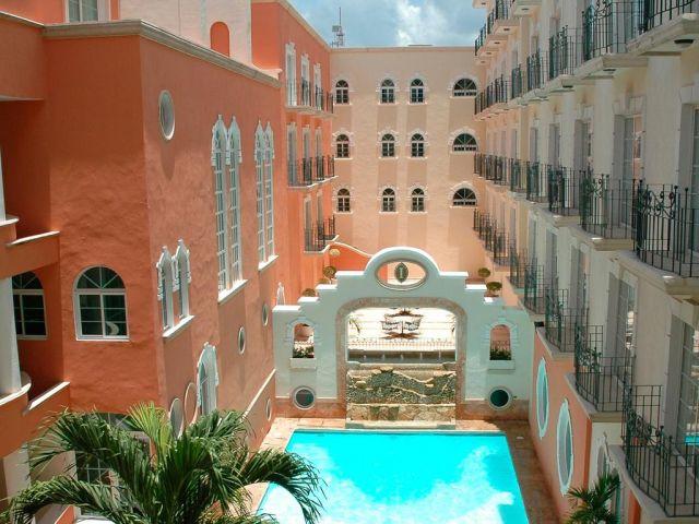 Pet Friendly Hotel InterContinental Presidente Mérida