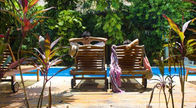 Pet Friendly Hotel Koox City Garden Playa del Carmen