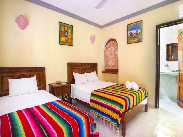 Pet Friendly Hotel Koox Playa en Playa del Carmen