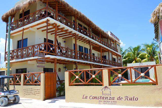 Pet Friendly Hotel La Constanza de Rulo Holbox