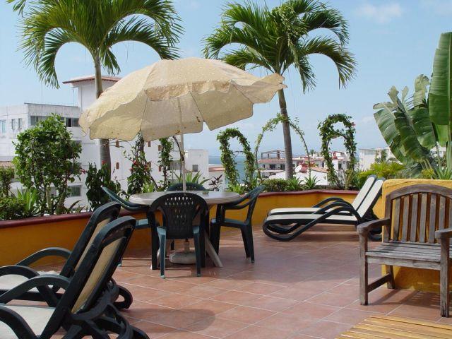 Pet Friendly Hotel La Terraza Inn Puerto Vallarta