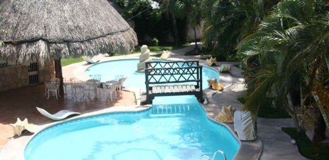 Pet Friendly Hotel Maya del Carmen Playa del Carmen