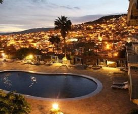 Pet Friendly Hotel Minero de la Borda Taxco