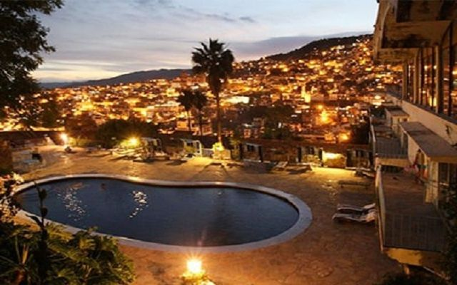 Pet Friendly Hotel Minero de la Borda Taxco