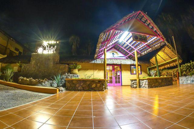 Pet Friendly Hotel Oasis Loreto