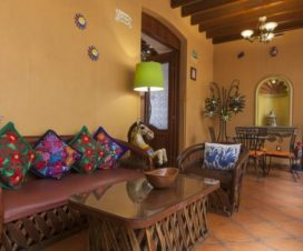Pet Friendly Hotel Parador San Miguel Oaxaca