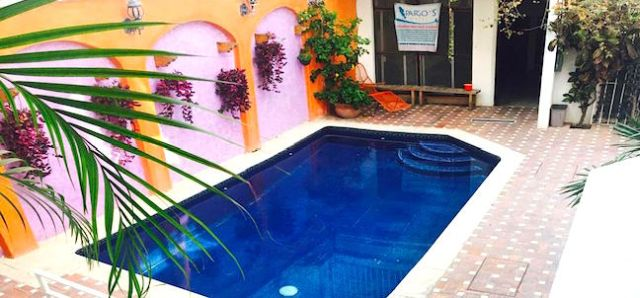 Pet Friendly Hotel Pargos Puerto Escondido