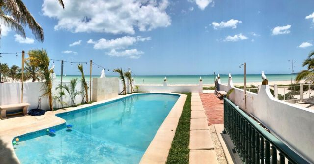 Pet Friendly Hotel Playa Arena Progreso Yucatán