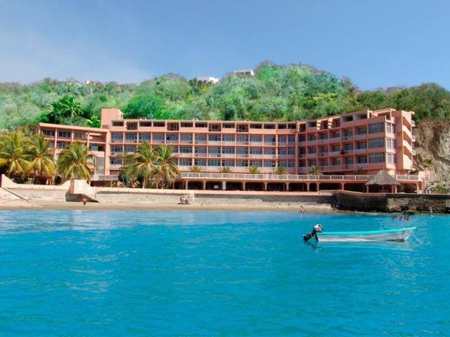 Pet Friendly Hotel Playa de Santiago Manzanillo