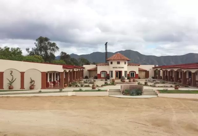Pet Friendly Hotel Plaza Fátima Villa de Juárez Ensenada