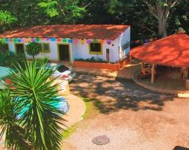 Pet Friendly Hotel Posada Comala Colima
