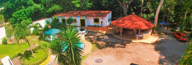 Pet Friendly Hotel Posada Comala Colima