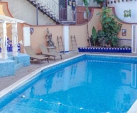 Pet Friendly Hotel Posada El Rey Sol Ensenada
