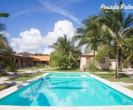 Pet Friendly Hotel Posada Palmar Bacalar
