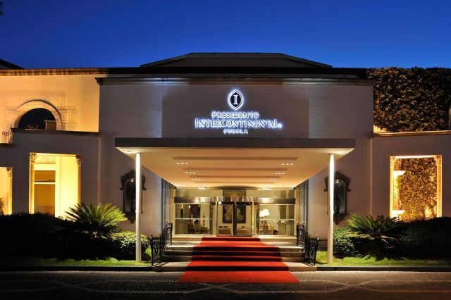 Pet Friendly Hotel Presidente InterContinental Puebla