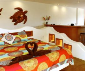 Pet Friendly Hotel Punta Arena Surf Puerto Escondido