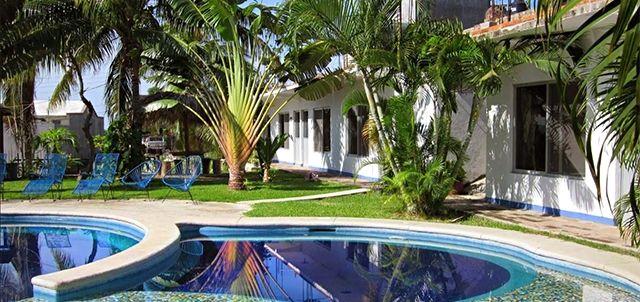Pet Friendly Hotel Ribera del Mar Puerto Escondido