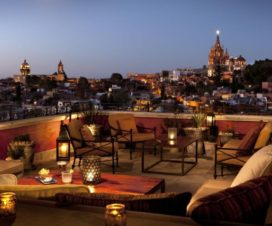 Pet Friendly Hotel Rosewood San Miguel de Allende