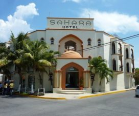 Pet Friendly Hotel Sahara Playa del Carmen