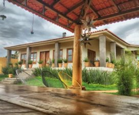 Pet Friendly Hotel Sandunga Cabañas Boutique Tzintzuntzan