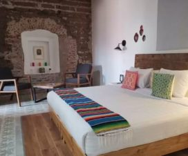 Pet Friendly Hotel Santa Josefita Bed and Breakfast Cholula