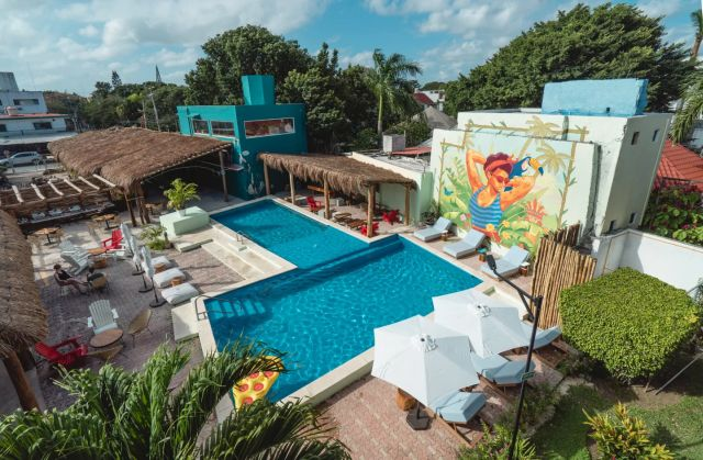 Pet Friendly Hotel Selina Cancún Downtown