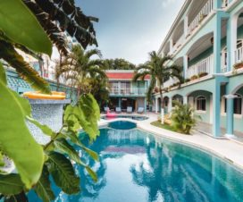 Pet Friendly Hotel Selina Playa del Carmen