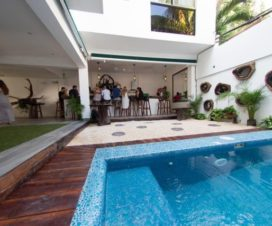 Pet Friendly Hotel The Green Village Eco Boutique Playa del Carmen