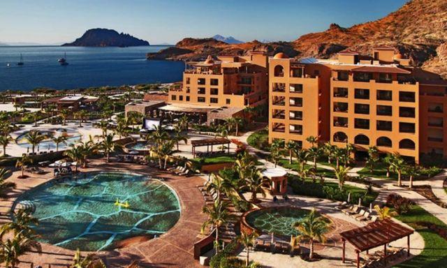 Pet Friendly Hotel Villa del Palmar at the Islands of Loreto