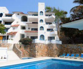 Pet Friendly Hotel Villas Coral Huatulco