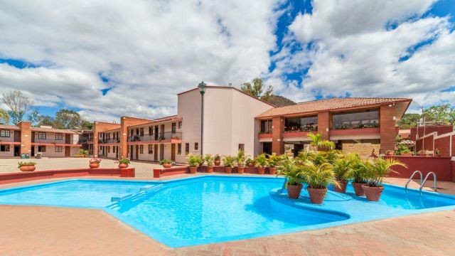 Pet Friendly Hotel Villas del Sol Oaxaca de Juárez