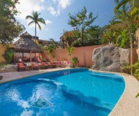 Pet Friendly Hotel Vogue Sayulita Nayarit