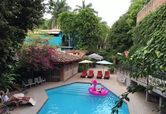 Pet Friendly La Ceiba Hotel Spa Chiapa de Corzo