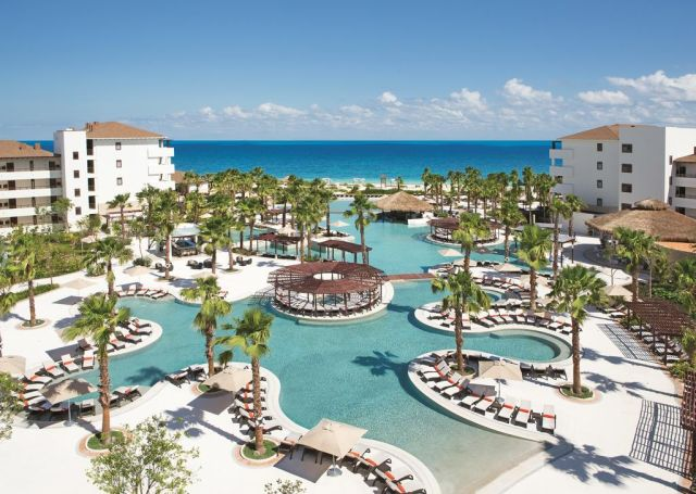 Pet Friendly Hotel Secrets Playa Mujeres Golf and Spa Resort Cancún