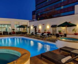 Pet Friendly Sheraton Ambassador Hotel Monterrey