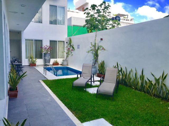 Pet Friendly Suite 24 Hotel Boutique Playa del Carmen