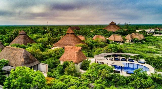 Pet Friendly Xixim Unique Mayan Hotel Celestún