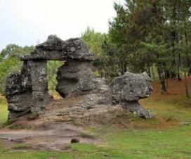 Valle Piedras Encimadas Zacatlán