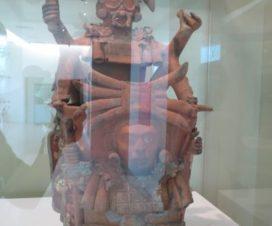 Piezas Prehispánicas Mayas en el Museo Maya de Cancún