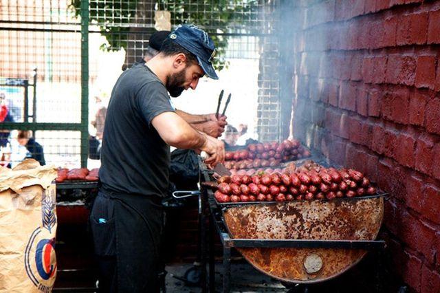 ¡Platillos tradicionales de la comida callejera en la Ciudad de México!